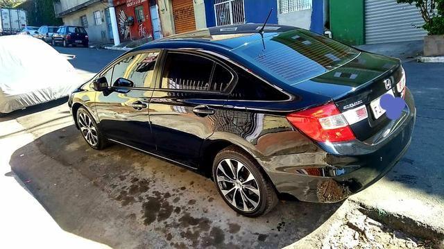 Honda civic lxr unico dono - Foto 4