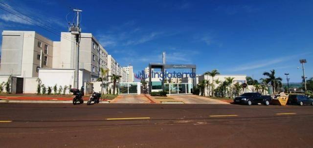 Apartamento com 2 dormitórios para alugar, 47 m² por R$ 600,00/mês - Jardim Morumbi - Lond - Foto 14