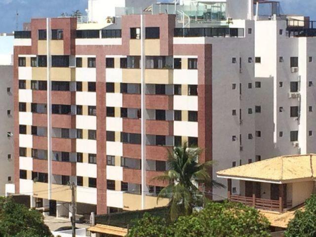 Apartamento para alugar com 3 dormitórios em Pitangueiras, Lauro de freitas cod:LF452
