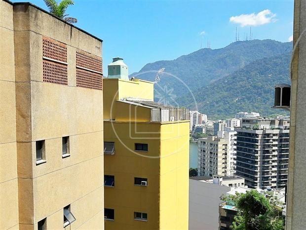 Apartamento à venda com 2 dormitórios em Lagoa, Rio de janeiro cod:835667 - Foto 14