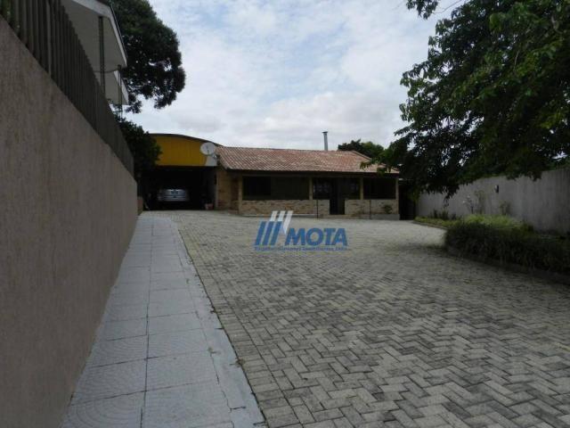 Terreno à venda, 2160 m² por R$ 2.400.000 - Uberaba - Curitiba/PR - Foto 7