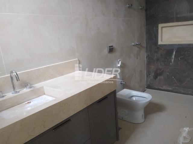 Casa de condomínio para alugar com 3 dormitórios em Jardim sul, Uberlândia cod:863601 - Foto 16