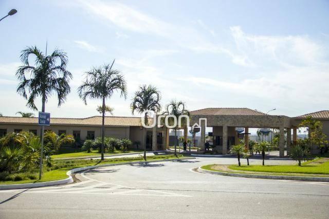 Terreno à venda, 653 m² por R$ 760.000,00 - Jardins Milão - Goiânia/GO