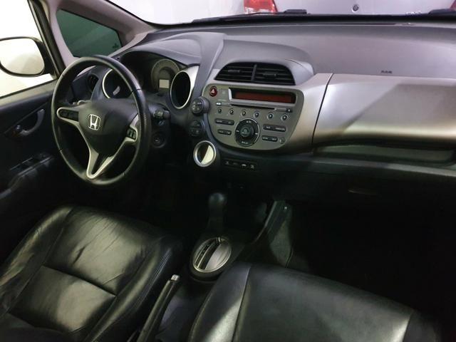 Honda Fit 2014 Automático 1 mil de entrada Aércio Veículos ge - Foto 3