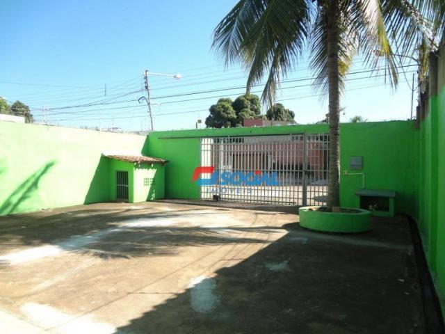Excelente casa residencial para locação Rua Pio XII, Liberdade - Porto Velho. - Foto 2