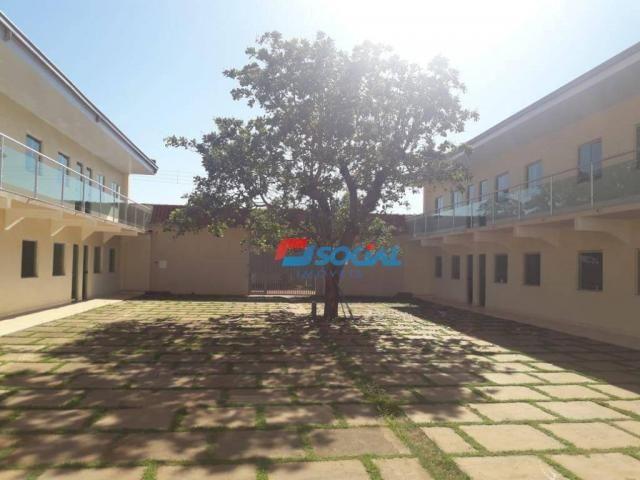 Apartamentos novos para locação, atrás da faculdade fimca. - Foto 2