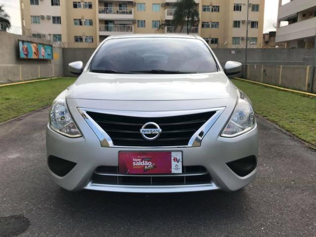 Nissan Versa flex start 2016 GNV