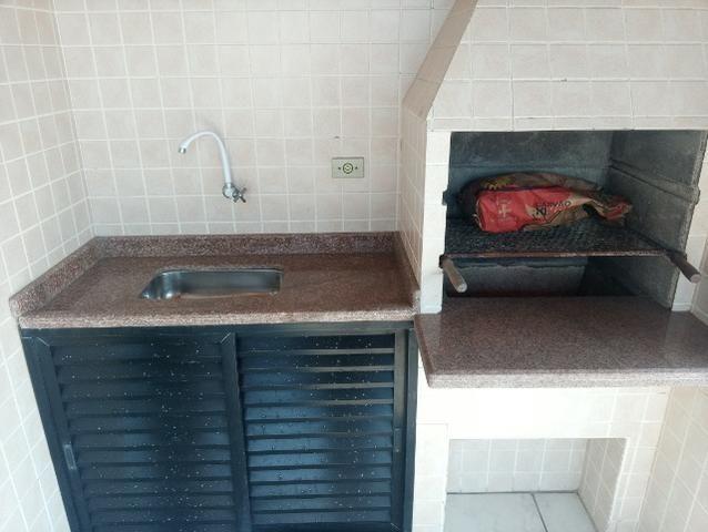 Apartamento 4 Dormitorios Praia Grande Tupi Locação R$ 2800,00 - Foto 3