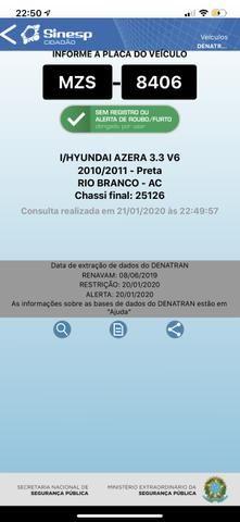 Azera gls 3.3 v6 at 10-11 $27.5 - Foto 8