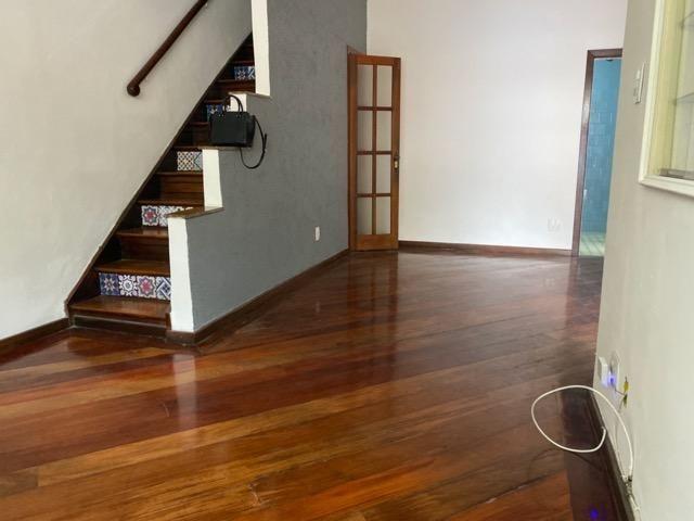 Tijuca - Ótima Casa, 3 quartos em rua tranquila