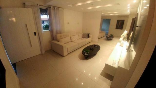 Casa de condominio com 4 suites e segurança 24 horas, bem localizada - Foto 3