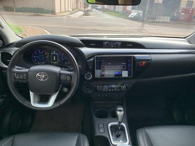 Hilux SRX 2.8 4x4 Diesel Aut. 18/18 - Foto 6