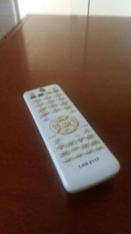 Controle p/ tv buster lcd