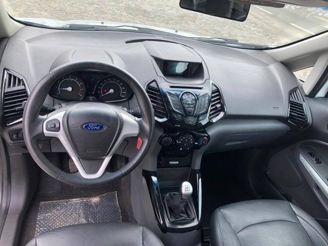 Ecosport Freestyle 1.6 (Flex) 2016,Carro Top! Atenção Emplacado 2020!!! - Foto 9