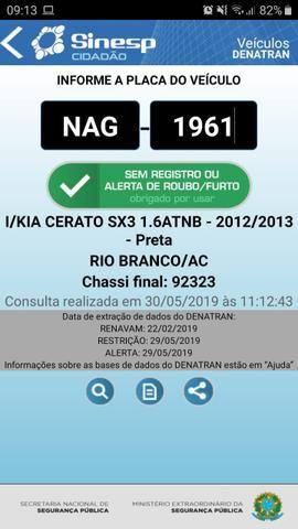 Cerato 1.6 aut 2013 $37.500,00 - Foto 13
