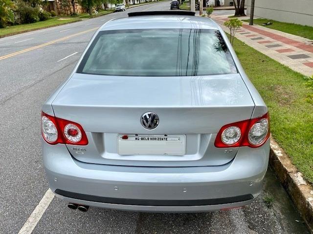 VW Jetta 2.5 automatico / Tiptronic 2008 + Teto solar - Particular - Foto 2