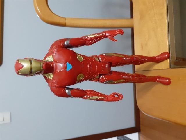 Action Figure - boneco Iron Man - 30cm