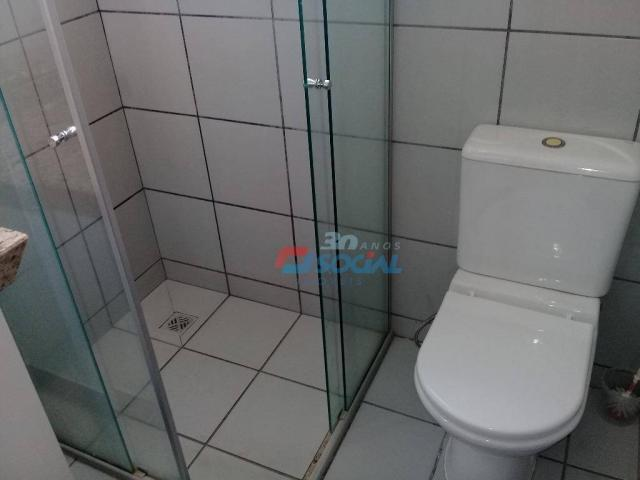 Excelente apartamento mobiliado para locação, cond. porto velho service, apt 207, porto ve - Foto 14