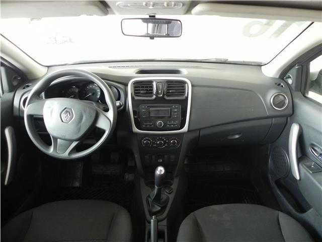 Renault Sandero 1.6 expression 8v flex 4p manual - Foto 7