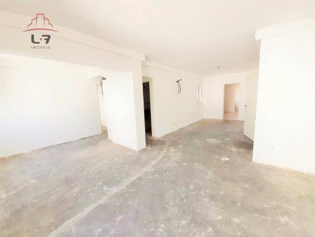 Apartamento com 3 dormitórios à venda, 107 m² por R$ 585.000,00 - Juvevê - Curitiba/PR - Foto 5