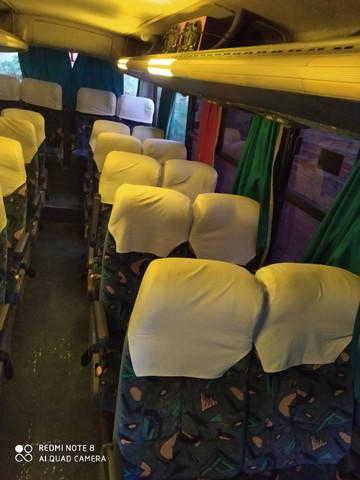 Micro ônibus Mercedes bens lo914 Marcopolo - Foto 14