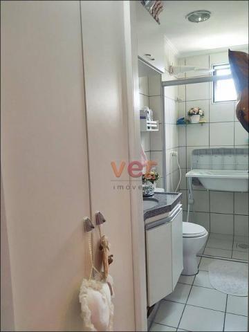 Apartamento à venda, 72 m² por R$ 380.000,00 - Engenheiro Luciano Cavalcante - Fortaleza/C - Foto 9