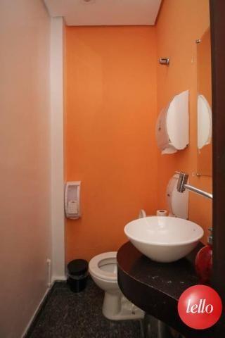 Escritório para alugar com 1 dormitórios em Brooklin, São paulo cod:212321 - Foto 7