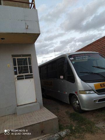 Micro ônibus Mercedes bens lo914 Marcopolo - Foto 10