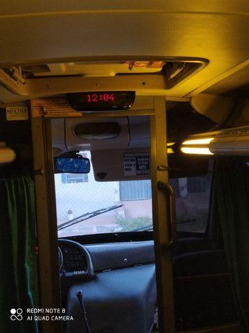 Micro ônibus Mercedes bens lo914 Marcopolo