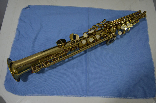 Sax Soprano Fontai Music ( Novinho ) - Foto 4
