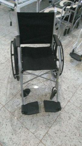Cadeira de Rodas (Aluguel Mensal) - Foto 4