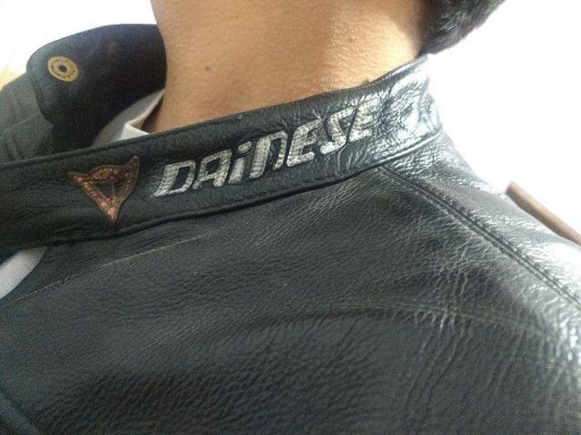 Jaqueta de couro 100%motoqueiros - Foto 5