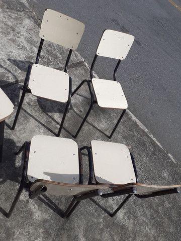 Mesa +4 cadeiras INFANTIL  - Foto 4