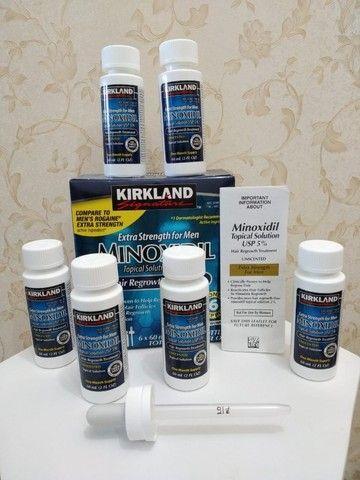 Minoxidil Kirkland e Foligain - Atacado