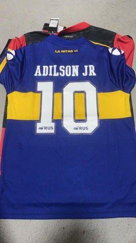 Camisas de time personalizadas 1 linha  - Foto 5