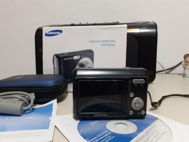 Câmera digital Samsung  - Foto 2
