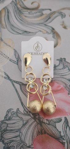 Semi jóias folheadas - Foto 2