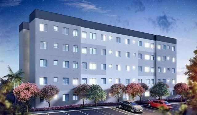 HM Smart Hortolândia - 33 a 42m² - 2 quartos - Jardim Nova Europa, Hortolândia - SP - Foto 2
