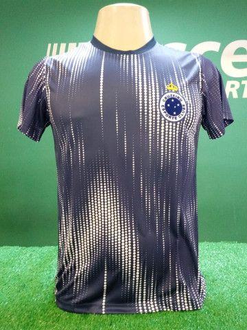 Camisa Cruzeiro Passeio - Nova Coleção