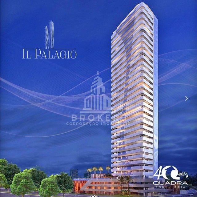 Brokers Vende Ed. IL Palagio 620m ² - UMARIZAL
