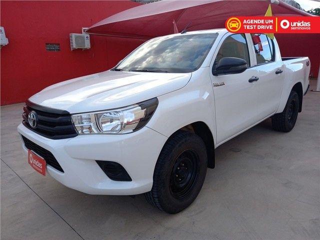 Toyota Hilux 2018 2.8 std 4x4 cd 16v diesel 4p manual - Foto 3