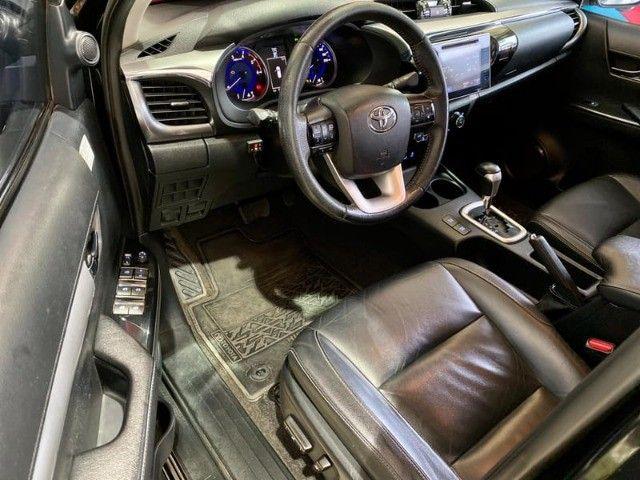 2016 Toyota Hilux SRX 4x4 2.8 TDI 16v Diesel Aut. - Foto 17