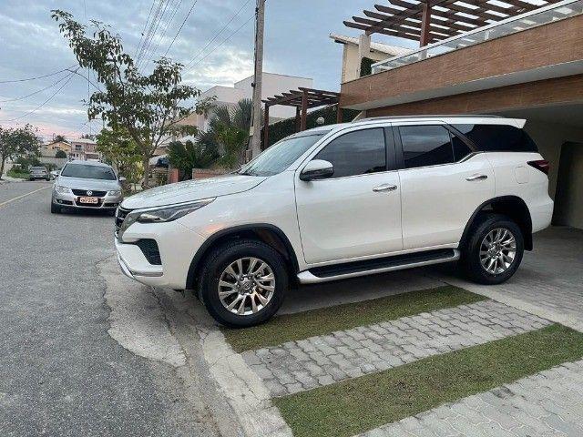 Toyota SW4 SRX 0KM 7 Lugares 2021 Pago Diesel - Foto 2