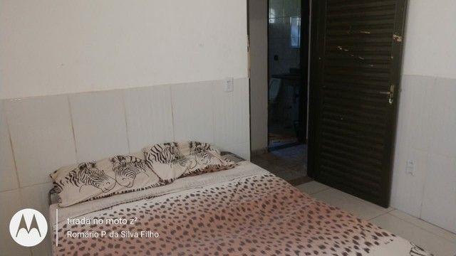Aluguel de quartos mobiliados. - Foto 5