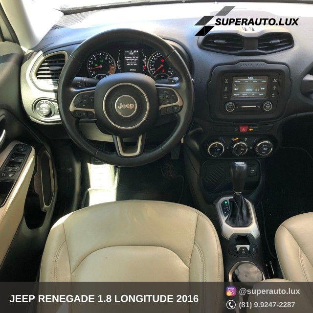 Jeep Renegade 1.8 Longitude 2016 - Foto 4