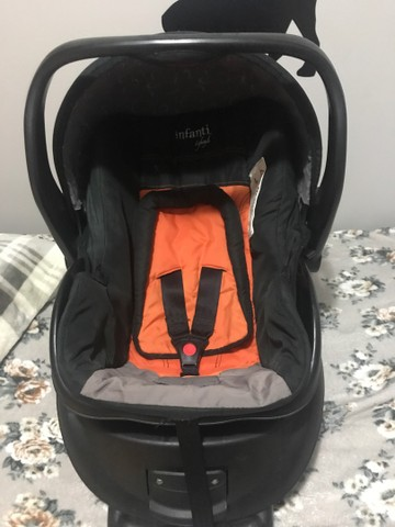 Bebê conforto Marca Infanti - Foto 4