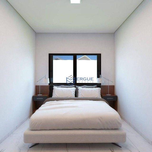 Casa com 3 dormitórios à venda, 132 m² por R$ 469.000,00 - Coité - Eusébio/CE - Foto 10