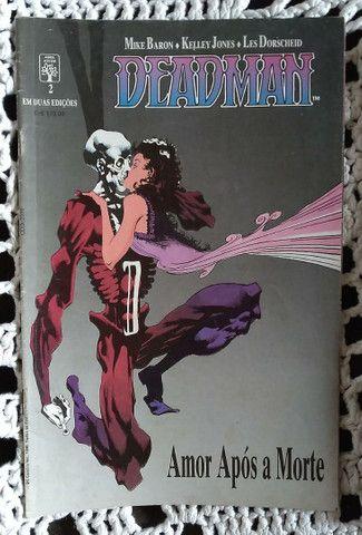 Hq Minissérie Deadman completa - Foto 2