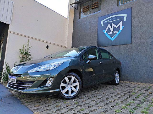 Peugeot 408 2.0 Flex Allure Automático Baixo Km Revisado