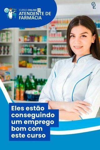 Curso atendente de farmácia  - Foto 2